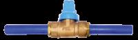robinet d'arrêt électrosoudable