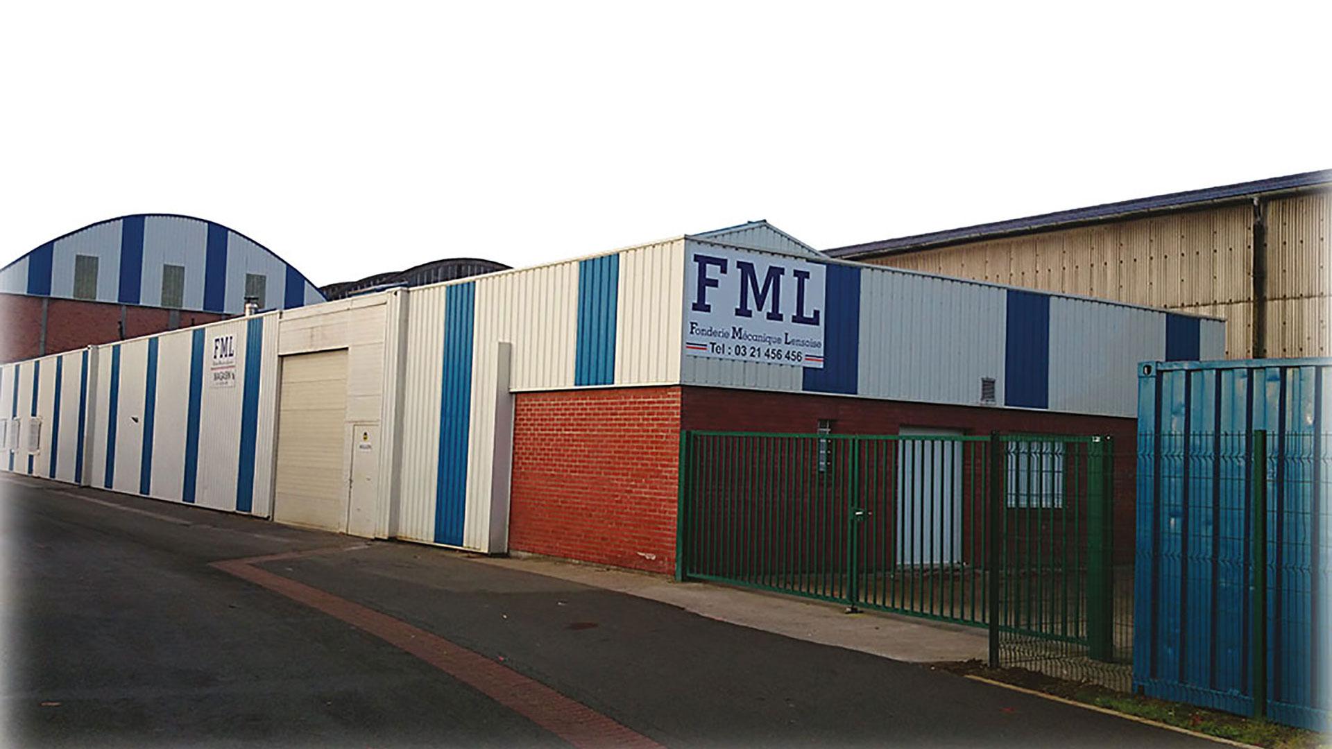 Bâtiment de la Scop FML