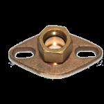 Bride FML ovale pour tuyaux polyéthylène et PVC