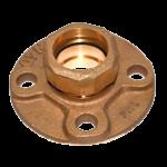 Bride FML ronde pour tuyaux polyéthylène et PVC
