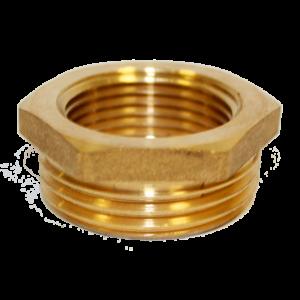 Réductions bronze 6 pans