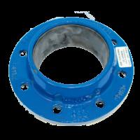 Adaptateur pour tuyaux PVC, PE simple