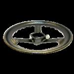 volant pour vanne (montage sur carré manœuvre de 30)